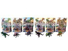 PVC Characters Dinosaur Set