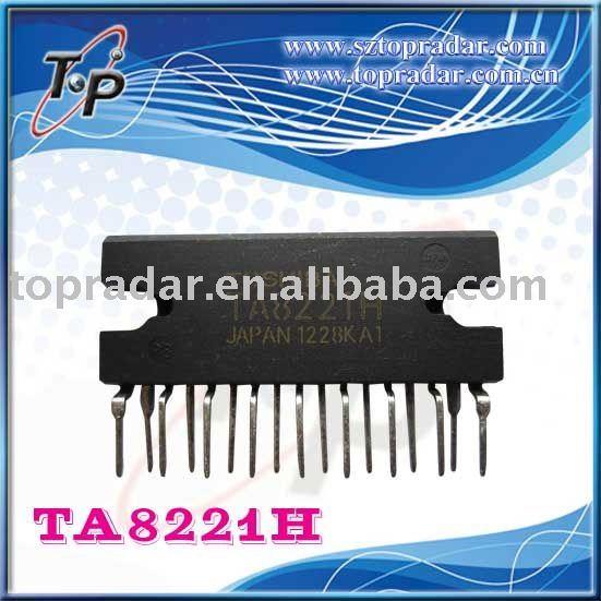 Ta8221h транзистор