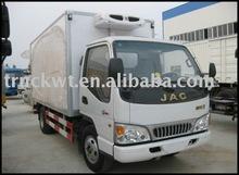 5t refrigerator freezer cargo van