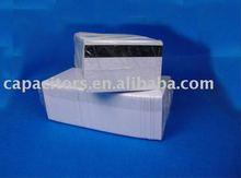 Inkjet printing PVC magnetic stripe for member card