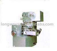 Cutting&fold wrapping machine