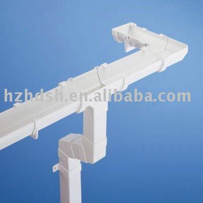 Canaleta de pvc adaptador de tubo de bajada otros - Precio canaleta pvc ...