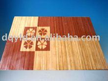Printed Bamboo Floor Mat,Bamboo Craft