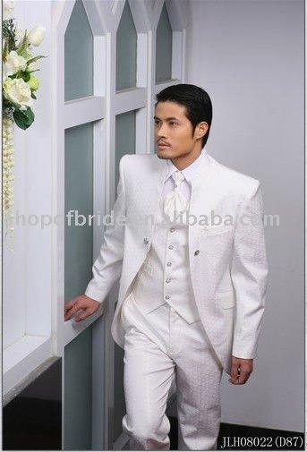 2011 Men complete designer wedding Bridegroom suit Groom wear Tuxedo tail
