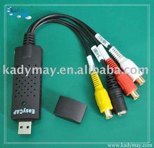 Audio Video Capture/ DVR Card/ USB DVR