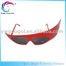 Watusi Costume Party Sunglasses, Novelty Carnival Party Glasses