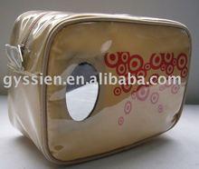 PVC toiletry bag
