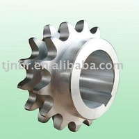 ANSI standard double row chain sprocket