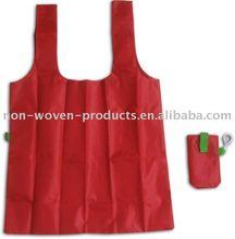 Stylish and Promotional foldable Polyester shopping bag