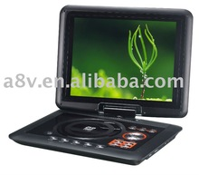 14.1'' TFT LCD portable dvd cd with VGA Jack