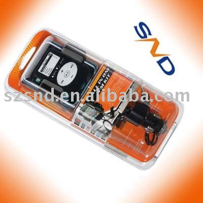 for iphone 4G FM handsfree car kit