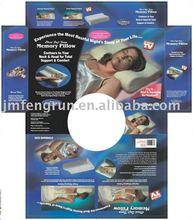 Car Cushion,health memory bed or car foam pillow ,bone or U shape pillow
