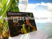 pvc fashion vip phone cards