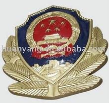 metal lapel pin badge emblem on custom design
