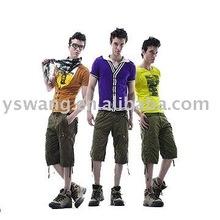 2012 newest twill cotton shorts
