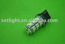 0.8W 12V DC AUTO BA9S 16SMD LED LIGHT