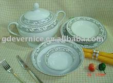 Chinese Porcelain Tableware White (G646)