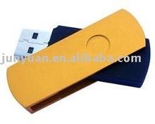 Hot sale OEM swivel flash disk