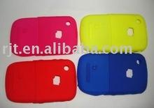 New design silicon case for blackberry 8520