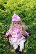 22 Inch Doll Toy with Music/DIY Pretty fashion doll Toys