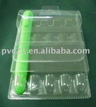 2012 new PVC Pen Packing Box ISO certificate
