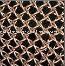 brass decorative curtain wire mesh