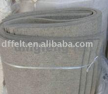industrial wool felt material