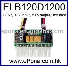12V input 120W ATX Power supply