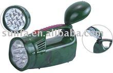 rechargeable led spot light