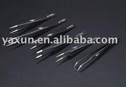 goot/hletp ESD stainless steel tweezer