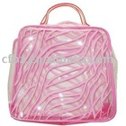 pvc soft bag for cosmetics/toiletries/makeup/shampoo/cleanser