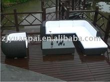 Pop sales rattan sofa set