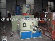 PVC plastic powder compound mixer/pigment/paint mixing machine