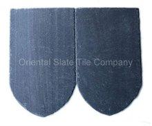 black slate roof tile sheet