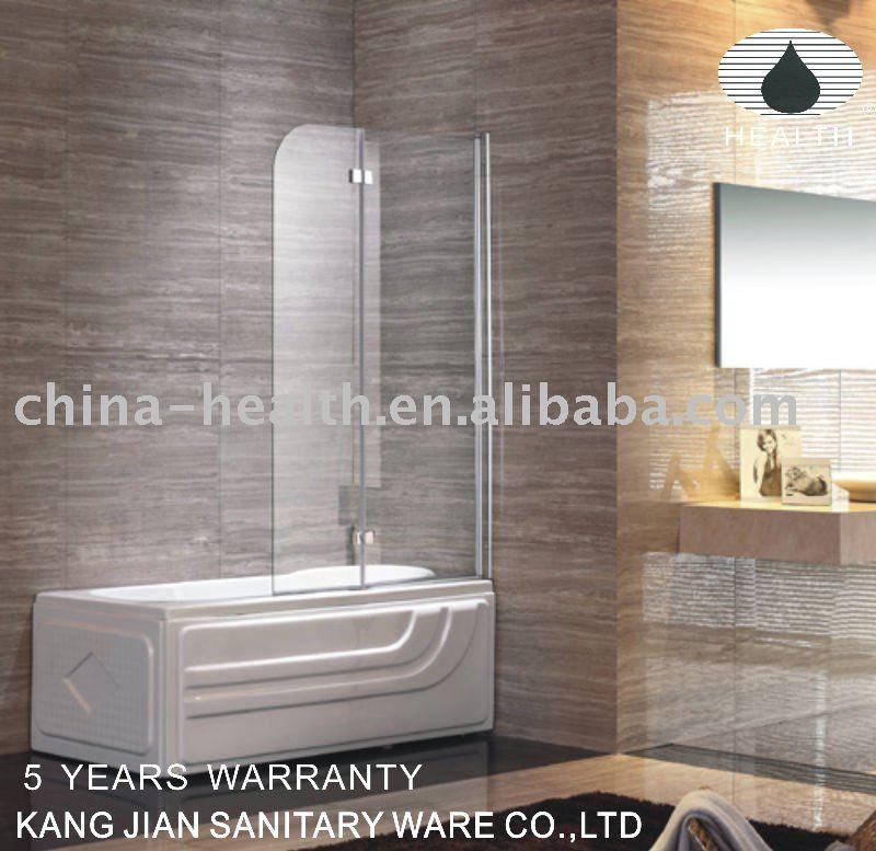 Verre baignoire porte jp104 paroi de douche id du for Baignoire a porte prix