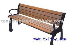 wooden garden bench TX-186I