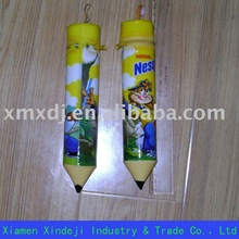PVC pen pouch with fashion graphics