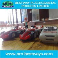 NEW plsatic car