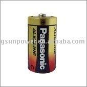 Panasonic C LR14 size alkaline battery