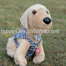 plush Battery control toy dog,China toy in yuwu