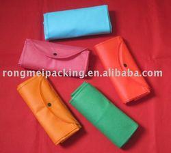 fold non-woven shopping bag