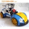 8 channel rc transformative car electric stunt car