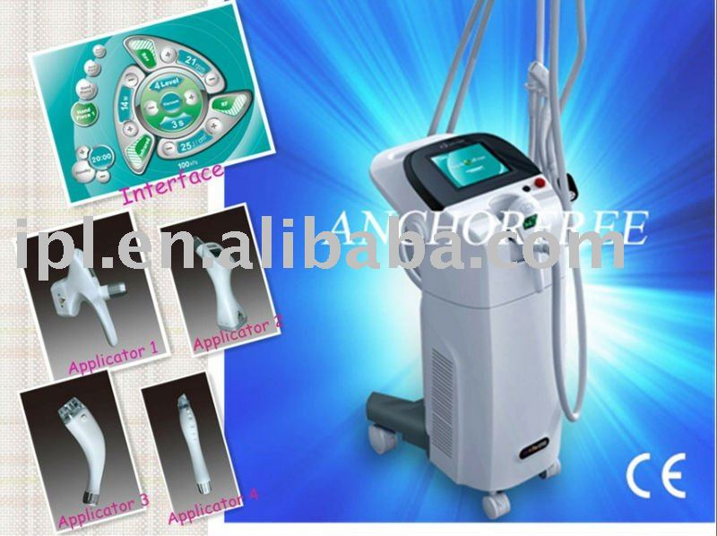 The Safest Cellulite Treatment Machine V8 Medical