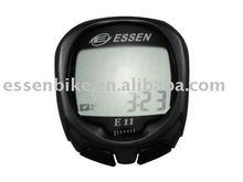 wireless bicycle computer, E11 wireless digital odometer