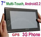 """7"""" 7 inch Qualcomm MSM 7227 Mobile Phone or Cell Phone or Smart Phone / Tablet pc Computer UMPC MID PDA with Qualcomm MSM 7227"""
