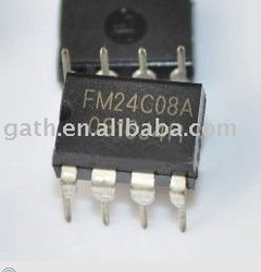 FM24C08A 8K-Bit Standard 2-Wire Bus Interface Serial EEPROM,DIP IC