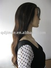 Top Quality Human Hair Full Lace Wig top injection