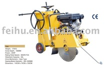 Large blade , concrete disc cutter with CE,20HP