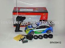 3C PVC shell Radio Control Car