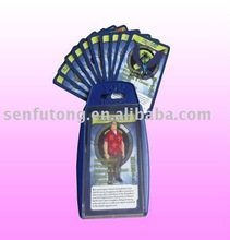 plastic box packing playing card